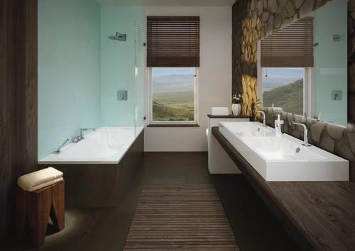 Vasca Da Bagno Kaldewei Prezzi : Kaldewei puro set wide massima flessibilità nella progettazione